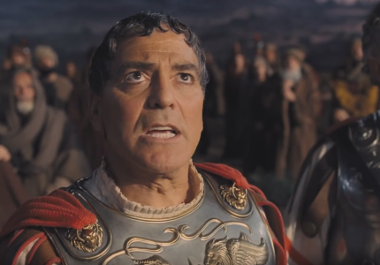 George Clooney in a scene from the trailer