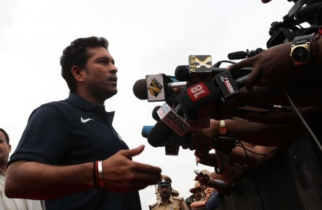 Playing Cricket at United States will Globalize the Sport - Tendulkar