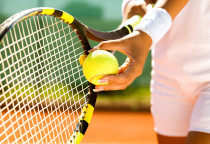 RESULTS OF FIRST ROUND - NATIONAL TENNIS CHAMPIONSHIP