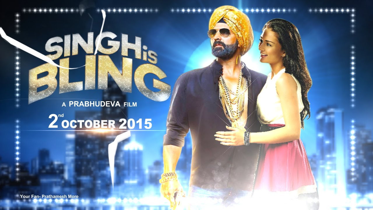Singh is Bling 1st Day Box Office Collections