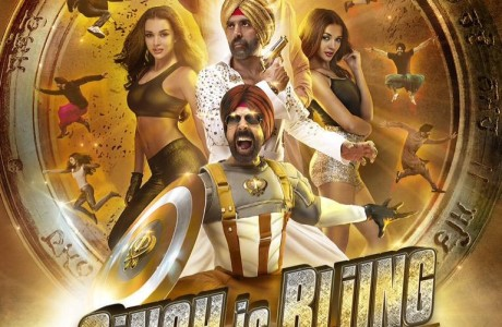 Singh is Bling 5th day