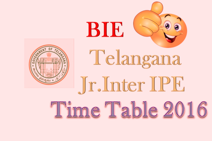 BIE-TS-inter-1st-yeat-time-table