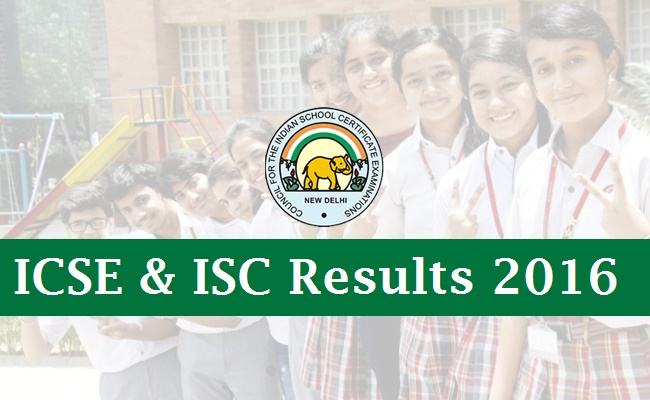 ICSE 10th & ISC 12th Result Declared