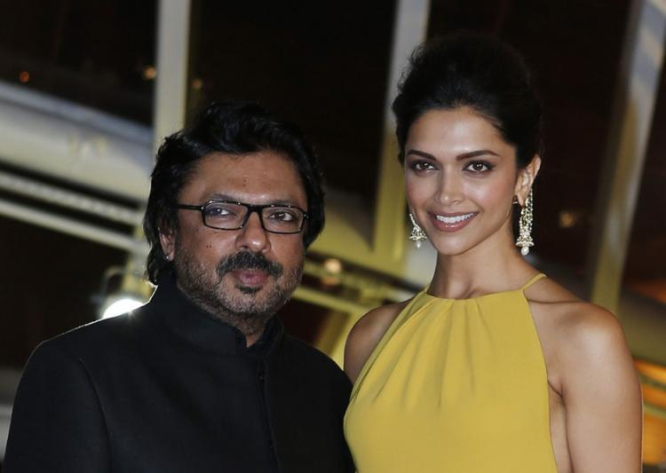 Its Confirmed : Deepika Padukone will be the lead Actress of SLB's
