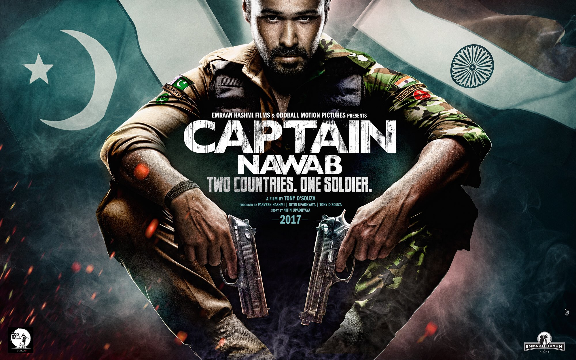 Captain Nawab First Look Poster