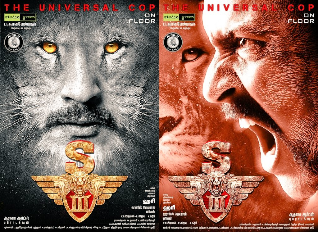 Singam 3 all set for release on Diwali